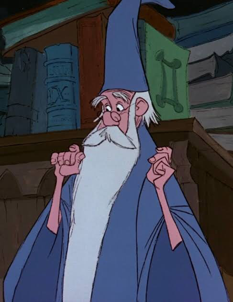 Photo Credit: Disney – The Sword in the Stone